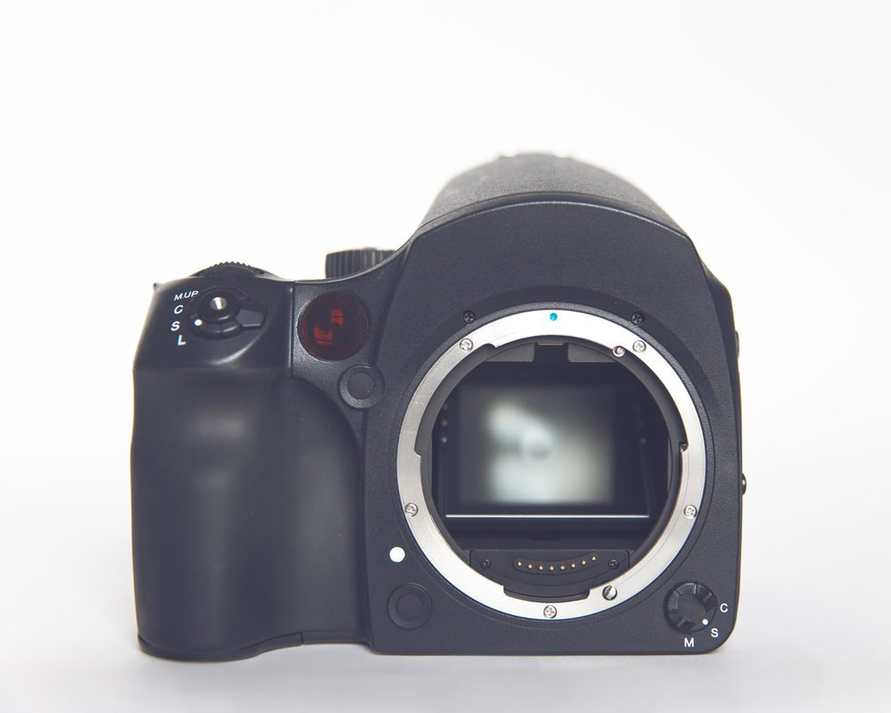 Camera Without Lens