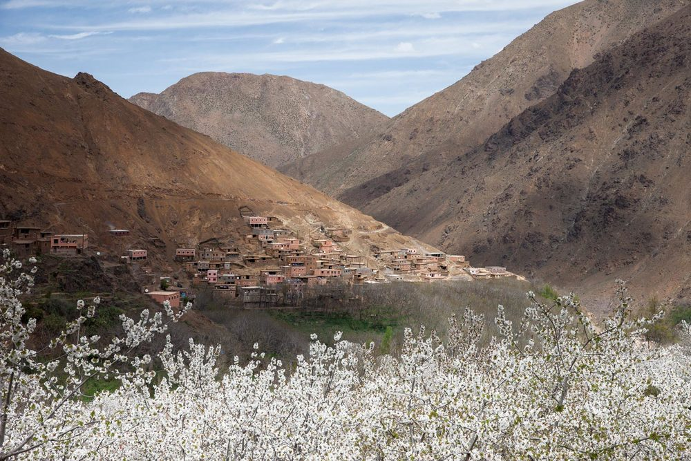 Umlil, Morocco