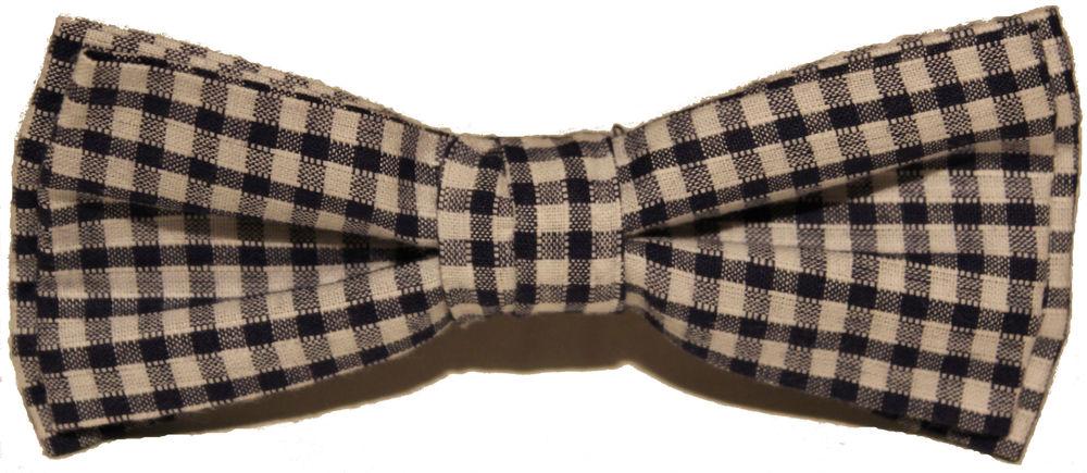 Bluejay bow tie