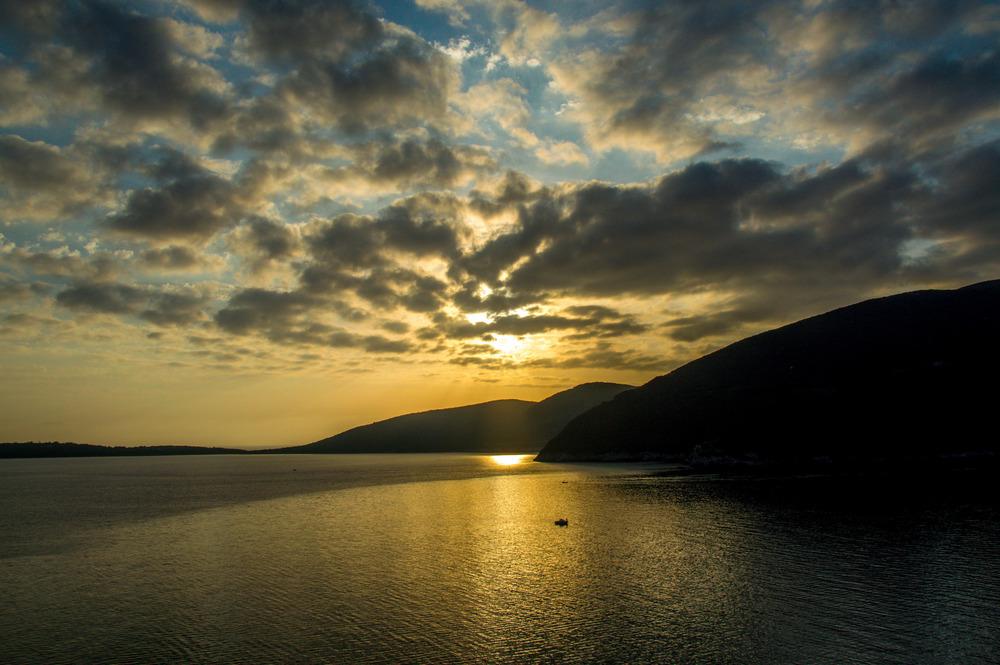 The Bay of Kotor Montenegro