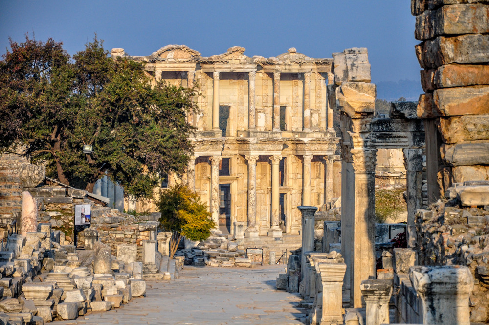 The Library Ephesus Turkey
