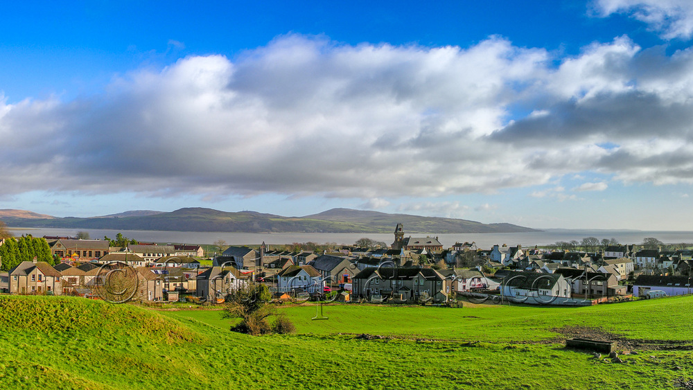 Wigtown and Estuary