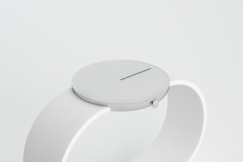 Watch K [white]