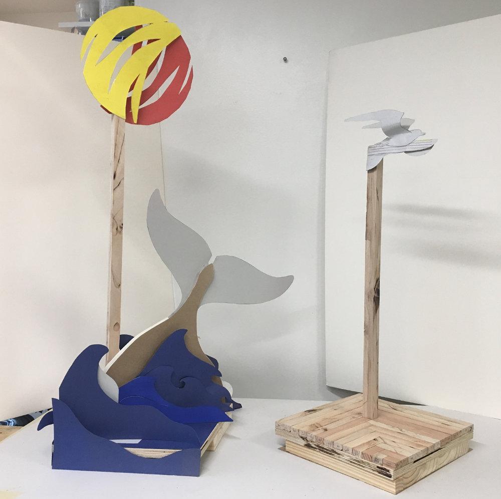 Model of sculptureCFrankandLFrank .jpg