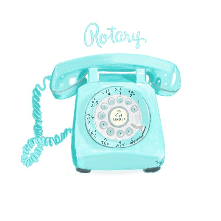 September 24, 2014 Rotary Phones