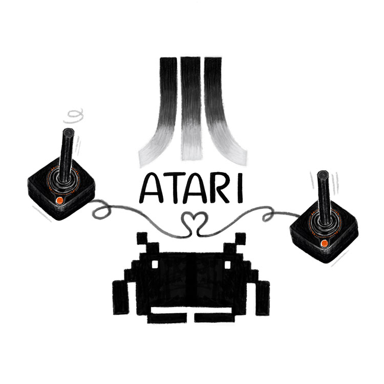 October 8, 2014 Atari Games