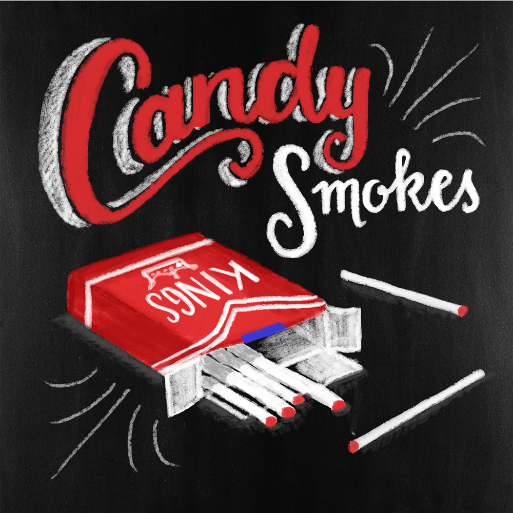 October 29, 2014 Candy Ciggies