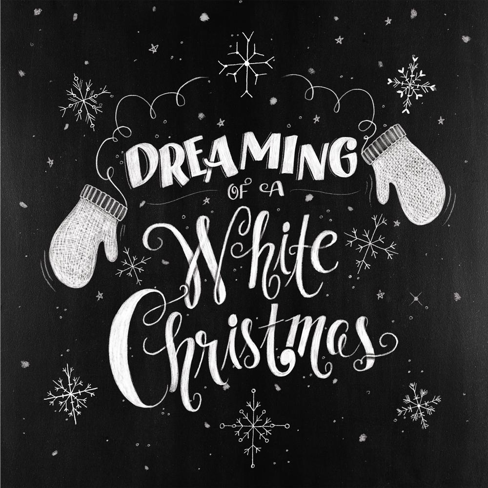December 10, 2014 White Christmas