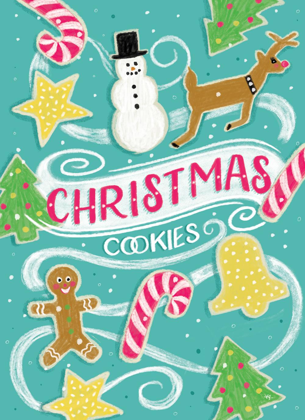 December 17, 2014 Christmas Cookies