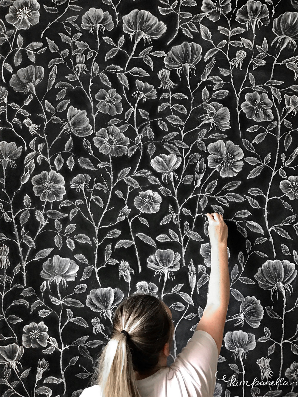 Chalk Wallpaper
