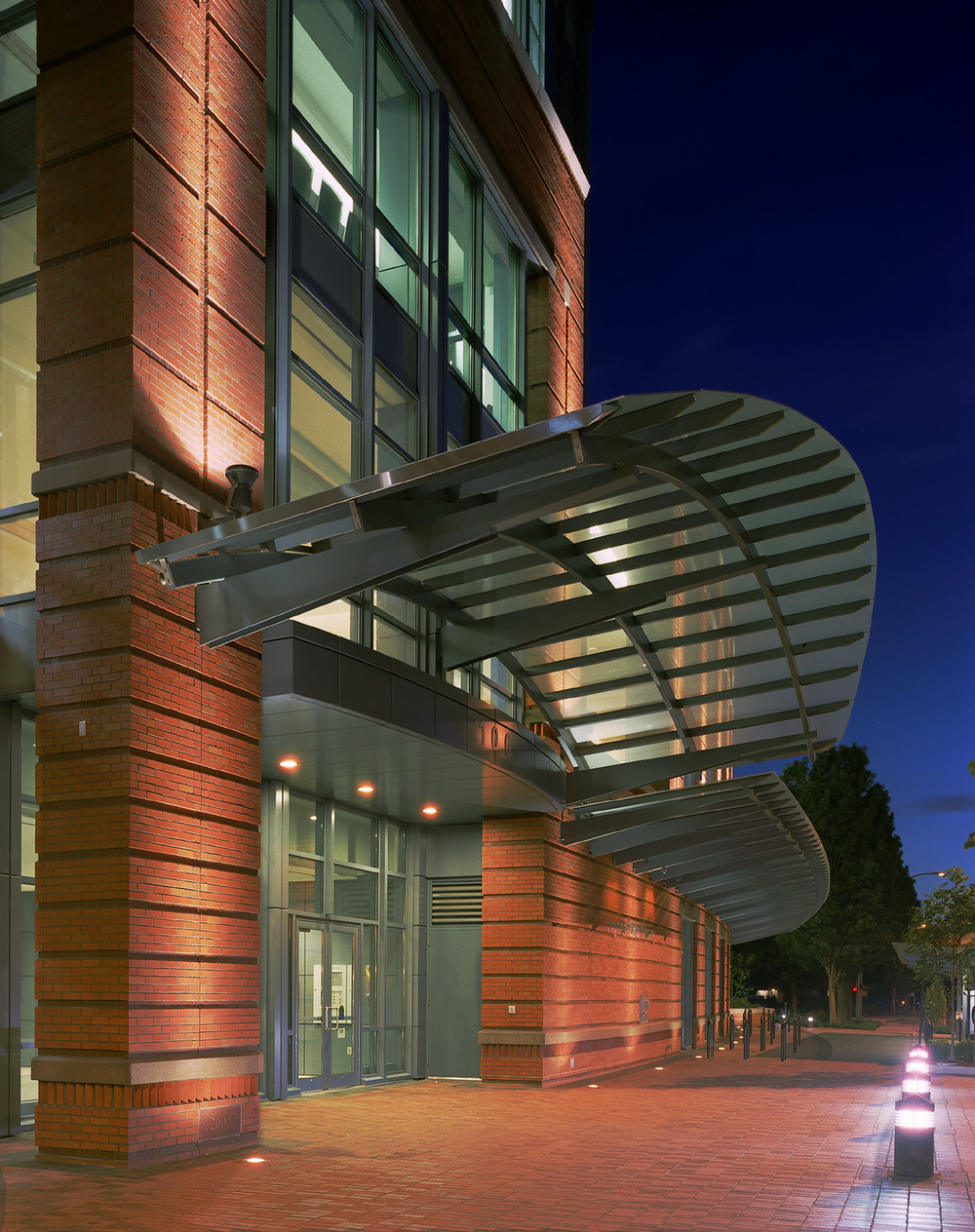 Eugene Public Library, with SBRA Architecture