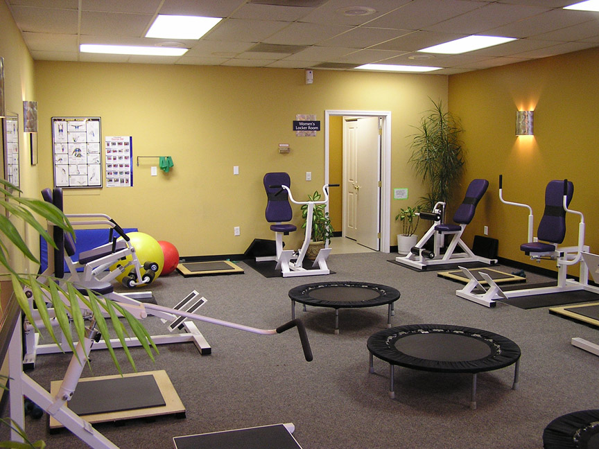 Coastal Fitness - Florence, Oregon