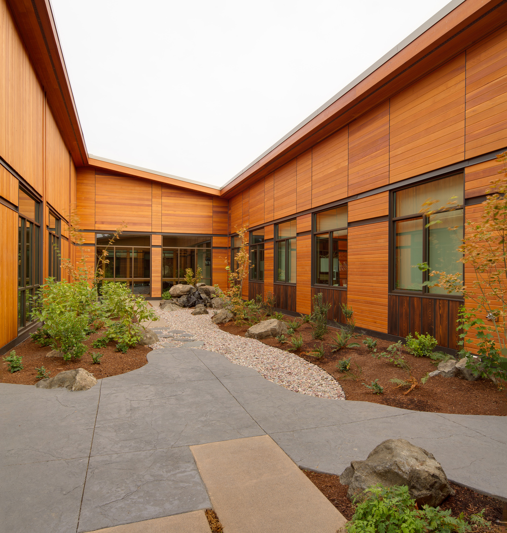 Private Office Building - Roseburg, Oregon