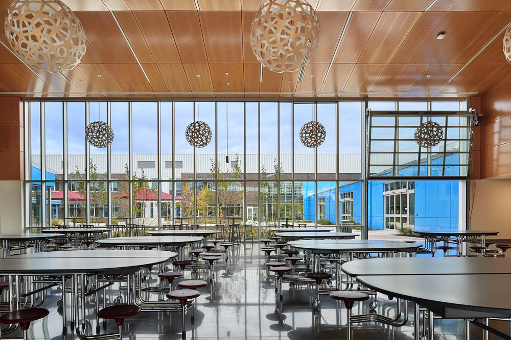 Roosevelt Middle School, with Mahlum Architects