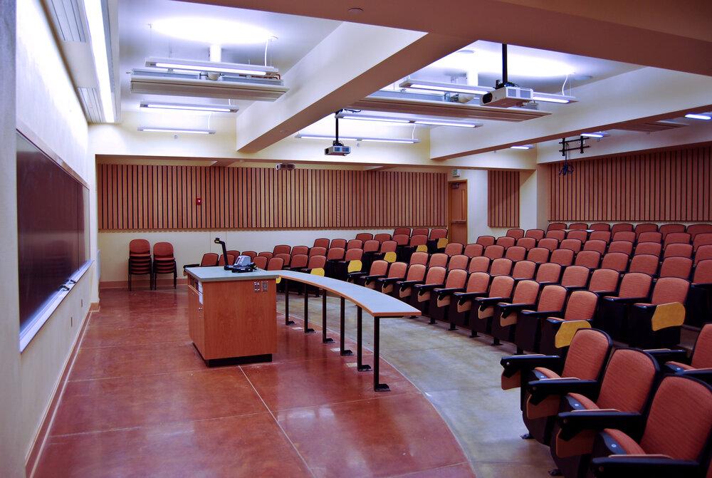 Fenton Hall - University of Oregon