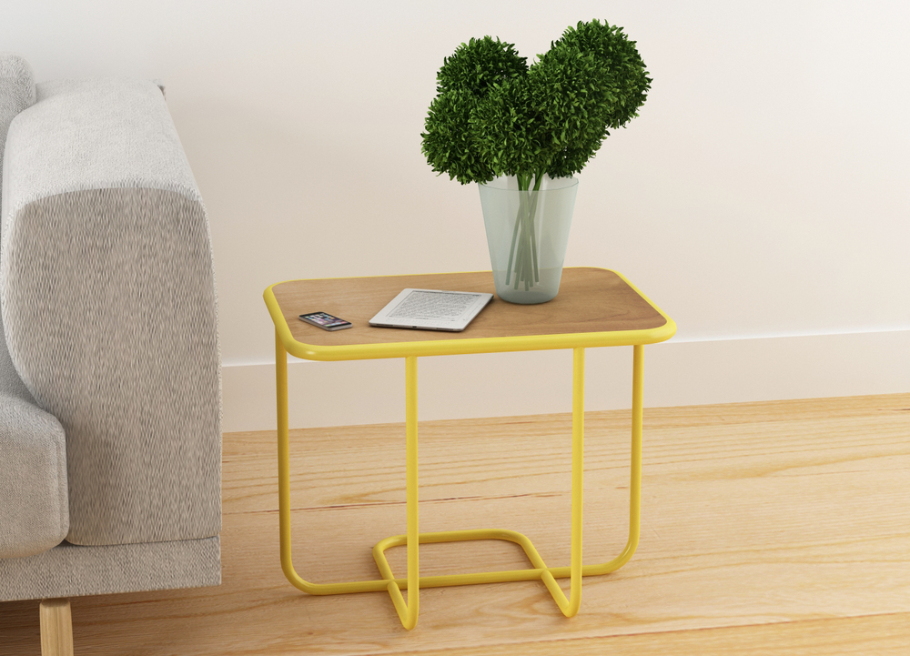 Line side table-Silvia Cenal