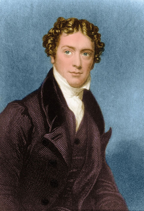 Michael Faraday, physicist