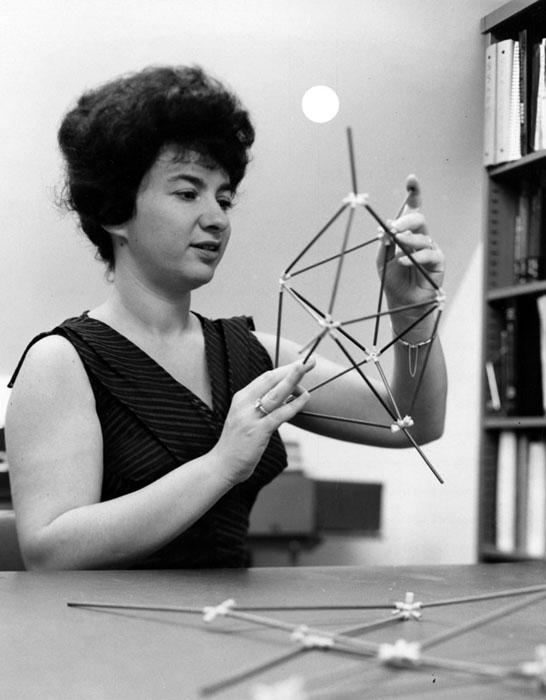 Joyce Kaufman, chemist