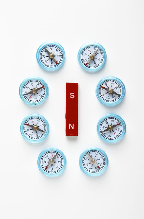 Compasses Align