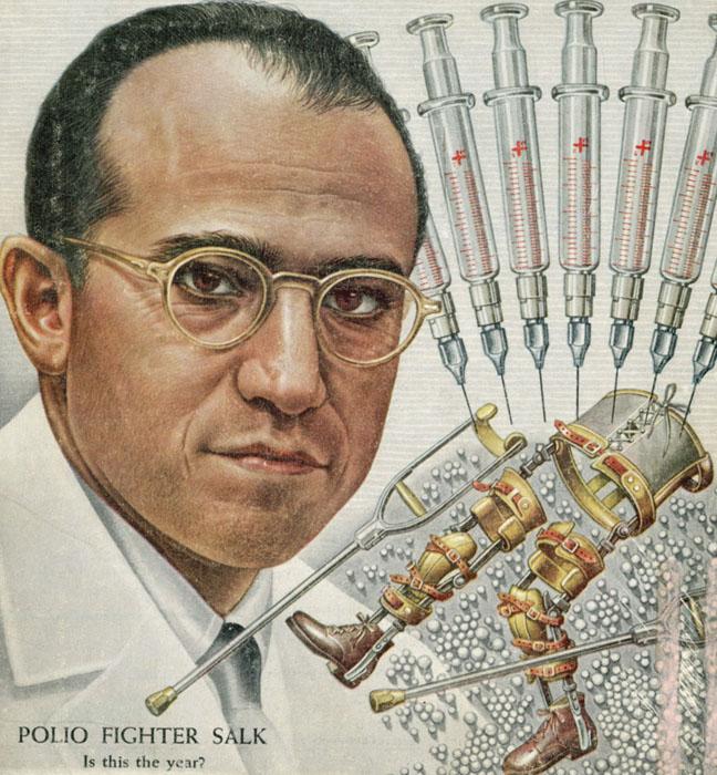 Jonas Edward Salk