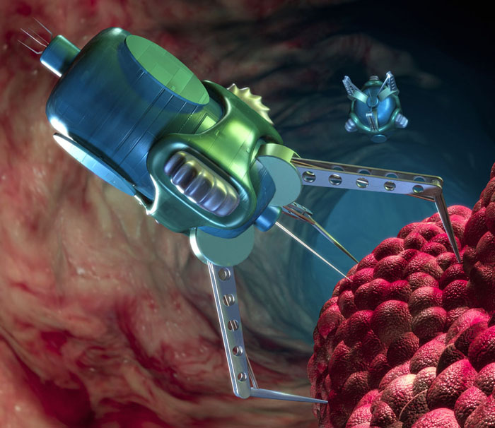 Medical Nanorobot