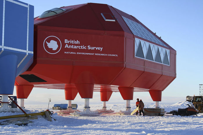 Antarctic Research Station
