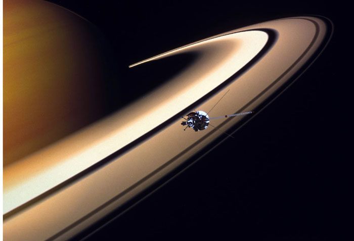 The Cassini Spacecraft