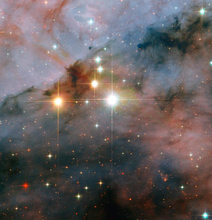 Star Cluster Trumpler 16