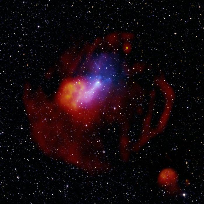 Pulsar Wind Nebula