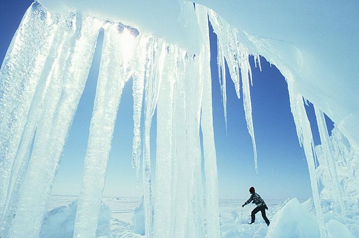 Canadian iceberg