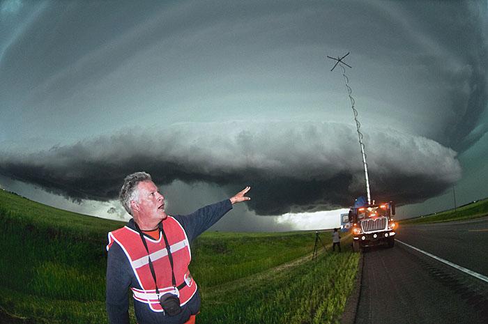 Tornado researcher