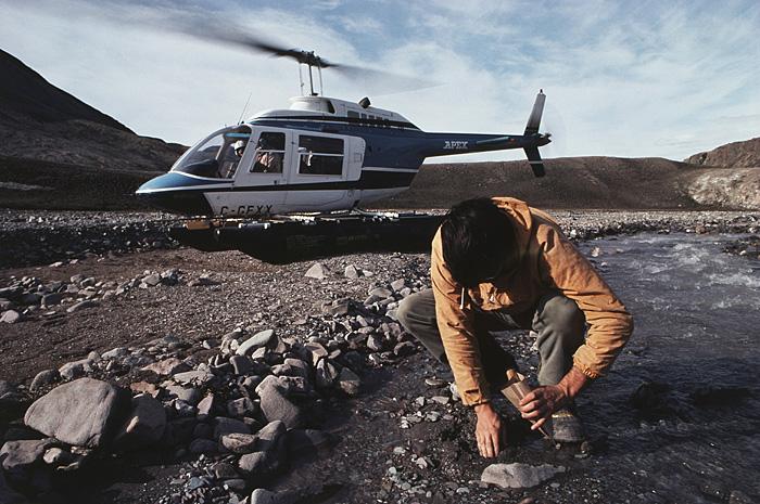 Geologist