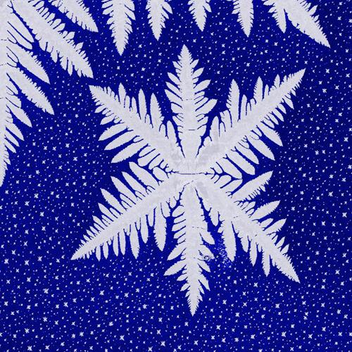 Graphene Snowflake