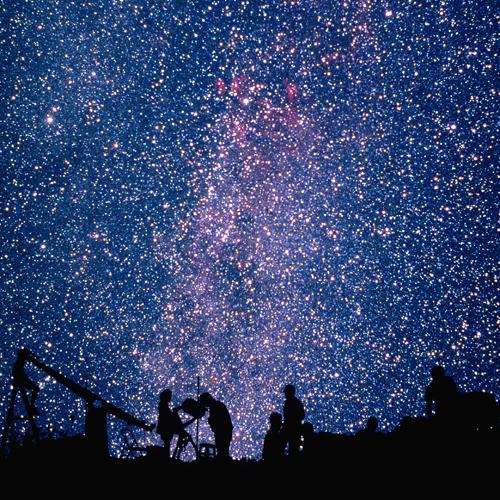 Stargazers and stars