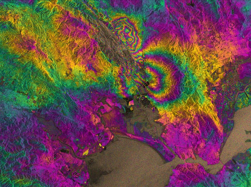Napa Valley Quake 2014