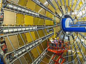 Particle Detector, CERN