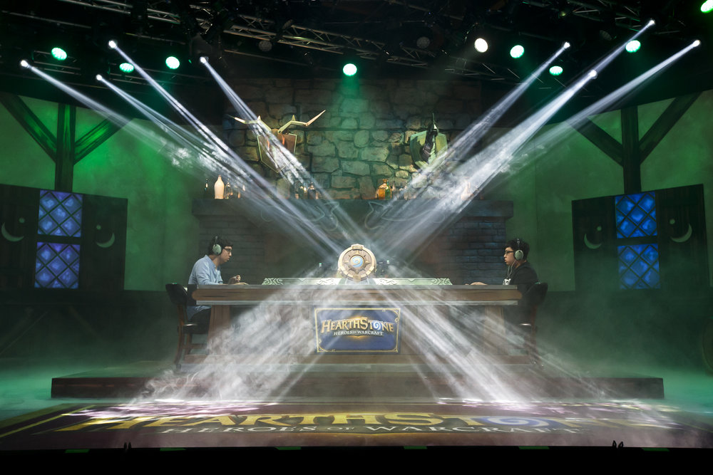 HCT Europe, Americas and Asia Championships