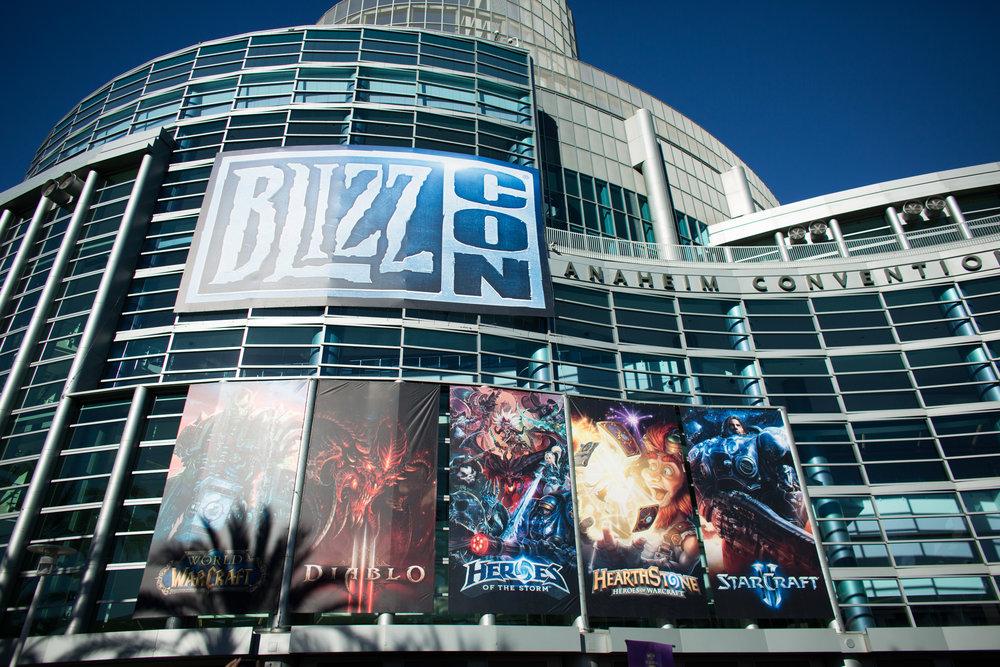 Blizzcon 2015-2017