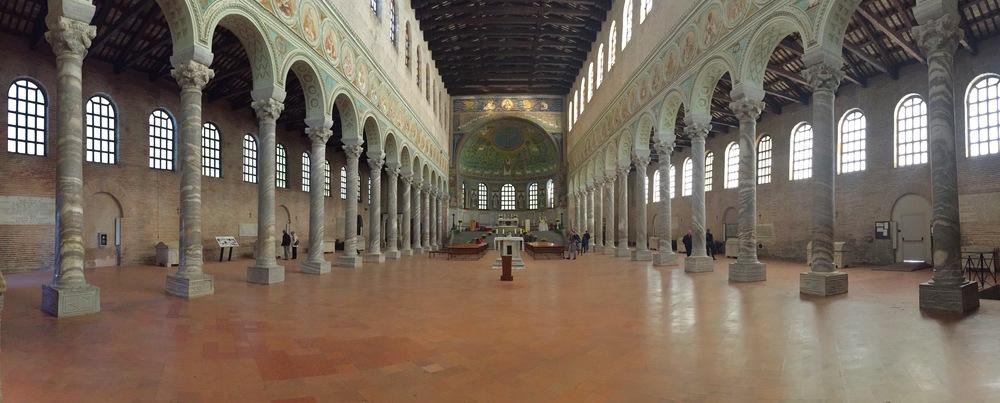 Basilica di Sant'Apollinare in Classe, 534 A.D.