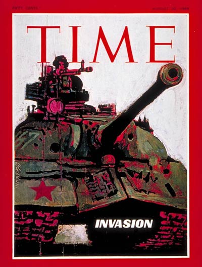 1968 Cover of Time Magazine