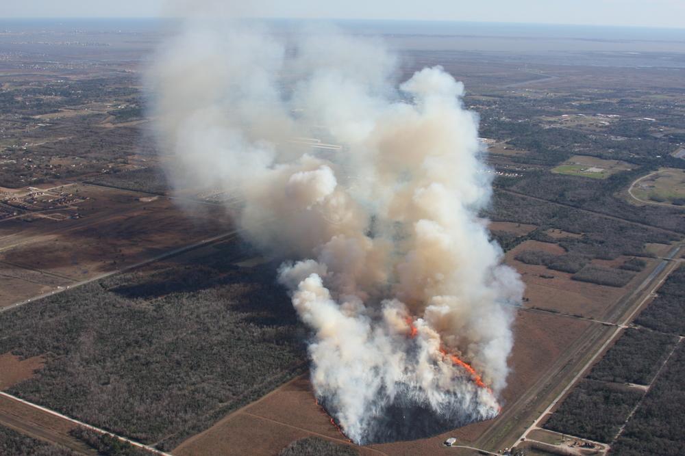 FireFlux II, 30 January 2013 (Brett Butler Photo, USFS)