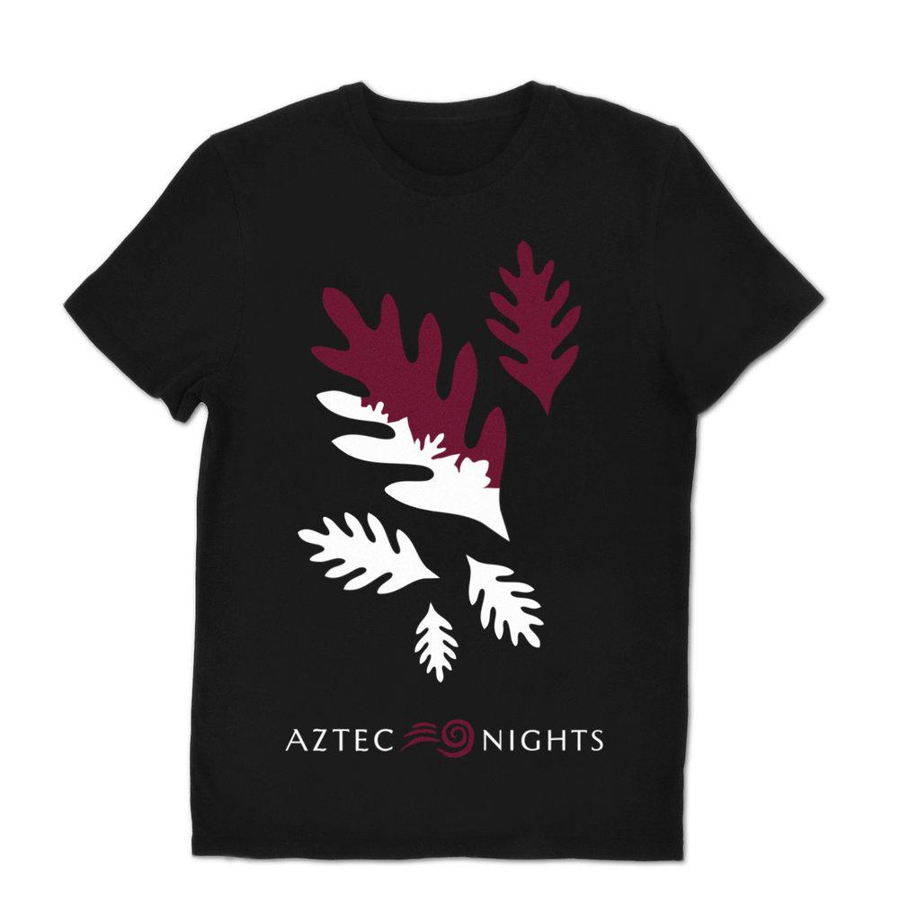 Aztec Nights Template 2 T-shirt deign