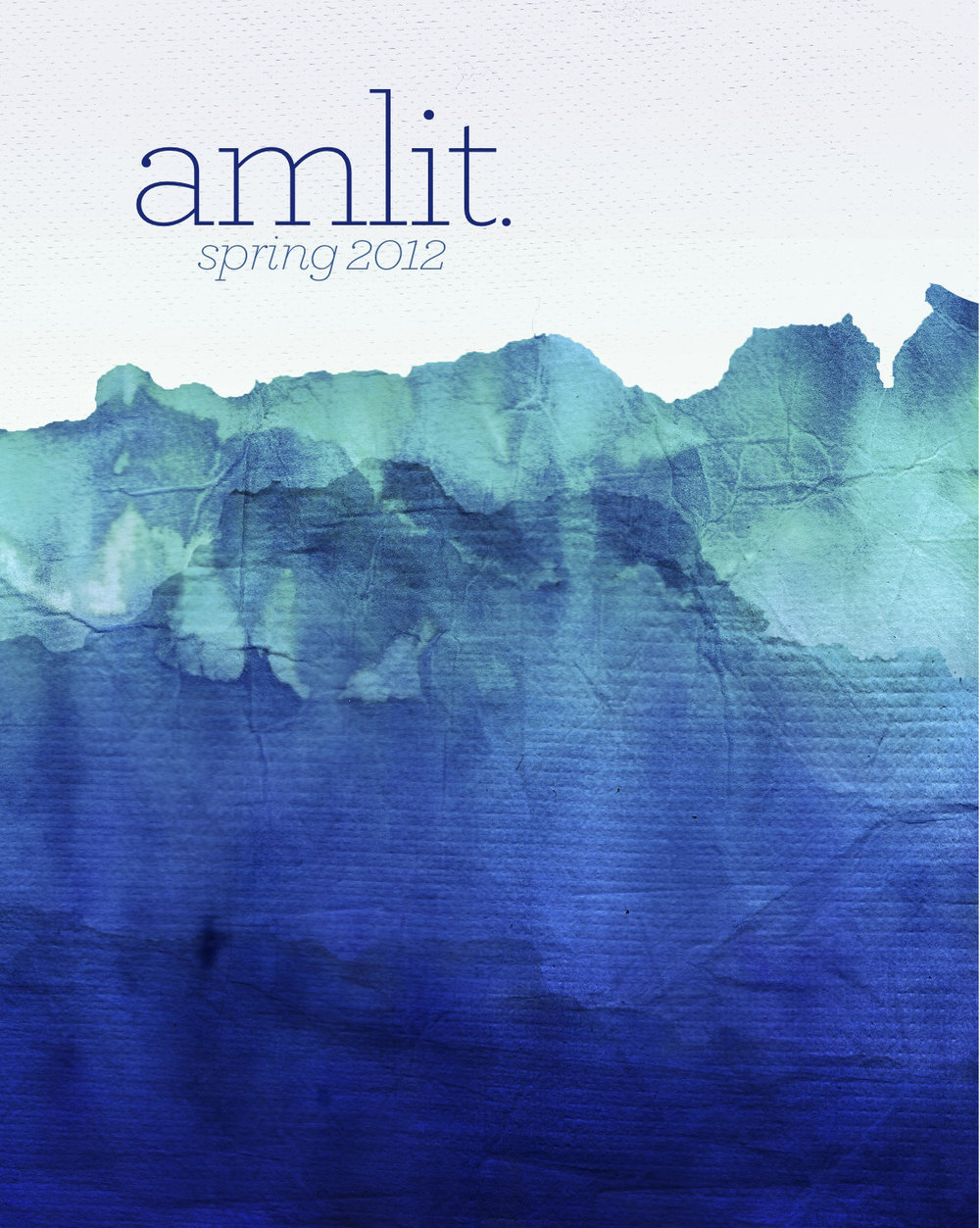 American Literary Magazine  |  Spring 2012 Cover