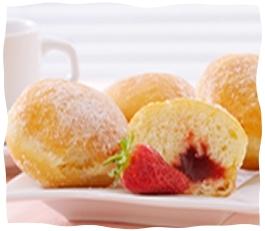 Sufganiyot - Jelly Filled Doughnut Recipe