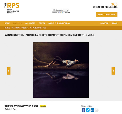 Staff Pick for the RPS December 2014 monthly photo competition.