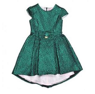 Emerald Green Dress by Miss Blumarine ($250.50)