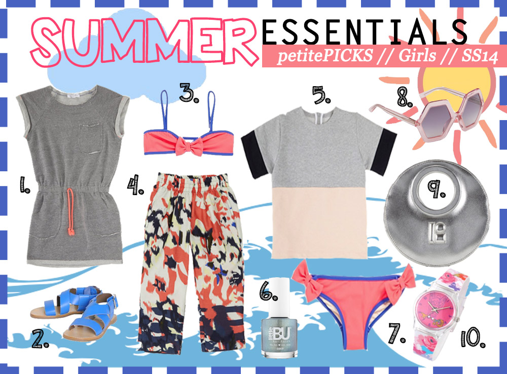Shop The SS14 Girls Guide