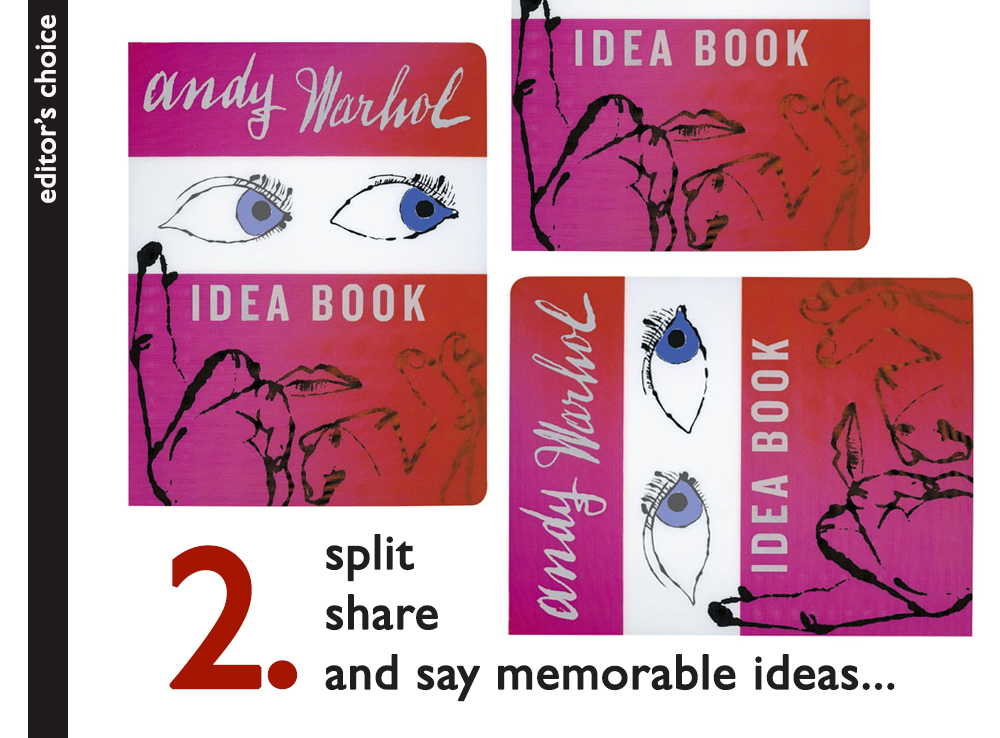 Andy Warhol Idea Book