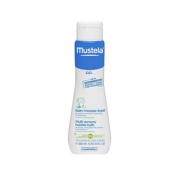 Mustela Multi- Sensory Bubble Bath