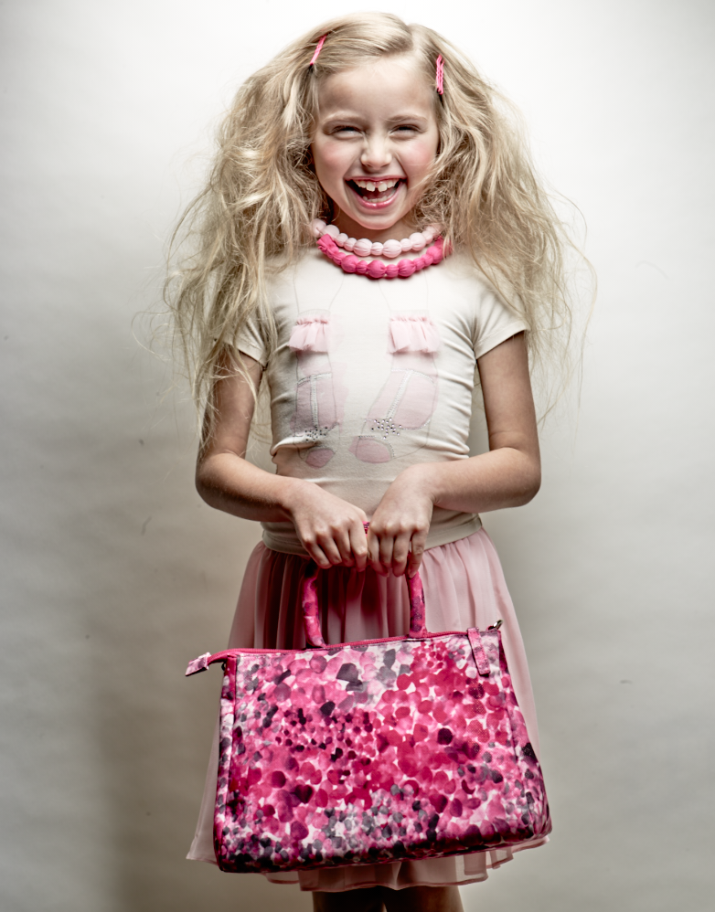 petiteMODEL in IMOGA / Photo by Jill Greenberg at petitePARADE / Story: Jeanette Zinno